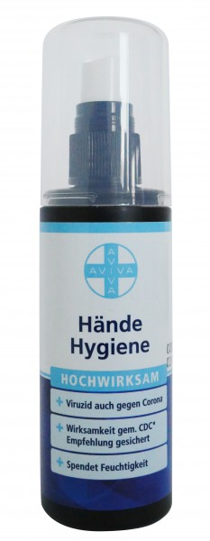 Aviva Handhygienespray 100 ml