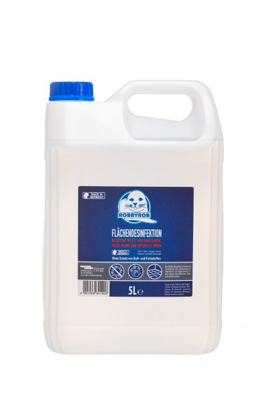 Flächendesinfektionsmittel 5 L Kanister