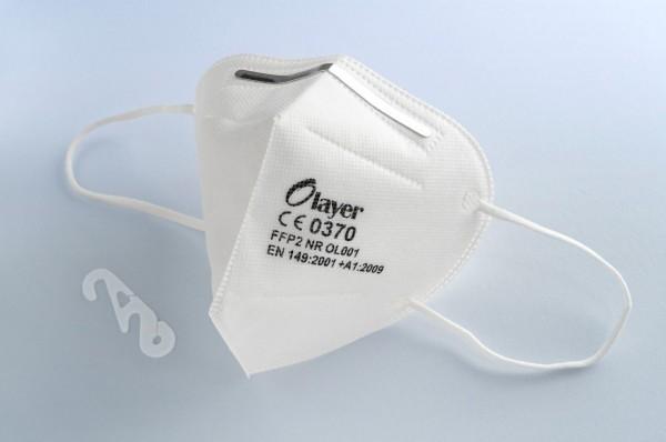 FFP2 NR Maske ohne Ventil, 30 St.