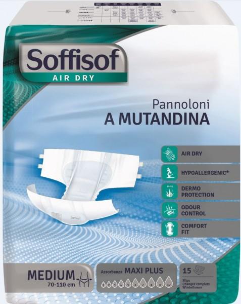 Soffisof Air Dry Slip MAXI PLUS Medium 4x15 St.